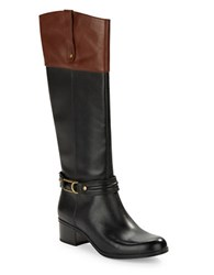 Bandolino Coloradee Leather Boots Black