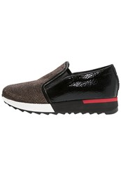 Jeannot Trainers Nero Copper