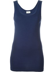 By Malene Birger 'Dawn' Tank Top Blue