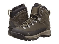 Vasque Snowblime Ultradry Black Olive Brindle Men's Cold Weather Boots Brown