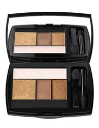 Lancome Color Design Eye Brightening All In One 5 Shadow And Liner Palette Golden Frenzy