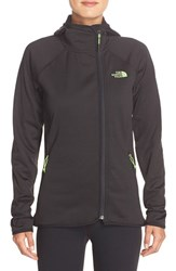 The North Face Women's 'Arcata' Water Resistant Jacket Tnf Black Stria