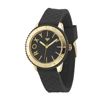 Roxy Black The Del Mar Watch