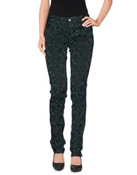 Pt01 Trousers Casual Trousers Women Green