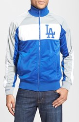 Men's Mitchell And Ness 'Los Angeles Dodgers Home Stand' Tailored Fit Track Jacket