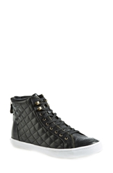 Rebecca Minkoff 'Sandi Too' High Top Sneaker Women Black