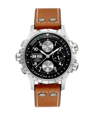 Hamilton Khaki X Wind Automatic Stainless Steel Watch Brown