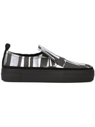 Ann Demeulemeester Clavius Slip On Sneakers Black