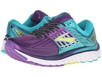 Brooks Glycerin 14 Pansy Ceramic Lime Punch Women's Running Shoes Purple