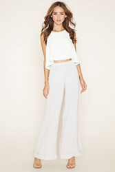 Forever 21 The Fifth Label Wide Leg Pants