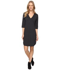 Lole Leann Dress Black Heather Women's Dress