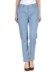 Levi's Made And Crafted Casual Pants Pastel Blue