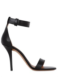 Givenchy 100Mm Retra Leather Sandals