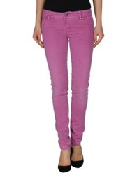 Jfour Denim Pants Light Purple