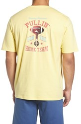 Tommy Bahama Men's Big And Tall 'Pullin For The Home Team' Graphic Crewneck T Shirt