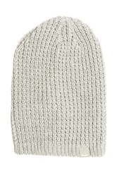 Bench Gray Marl Knit Beanie