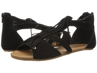 Volcom Backstage Black Women's Sandals
