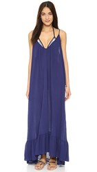 9Seed Paloma Cover Up Dress Pacific