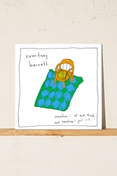 Courtney Barnett Sometimes I Sit And Think And Sometimes I Just Sit Lp Black