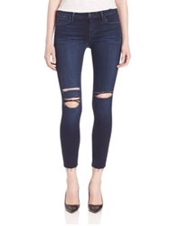 Joe's Jeans Icon Distressed Skinny Ankle Rydell