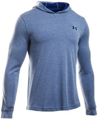 Under Armour Men's Waffle Thermal Hooded Shirt Heron