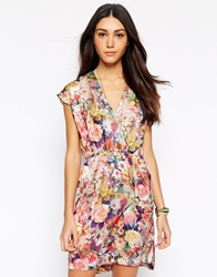 Meghan Fabulous Holly Dress Flowerprint