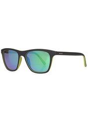 Police Mirrored Aviator Style Sunglasses