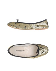 Collection Privee For Porselli Ballet Flats