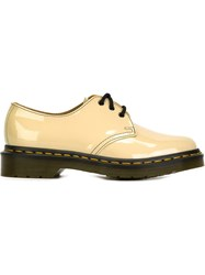 Dr. Martens Lace Up '1461' Shoes Nude And Neutrals