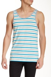 Parke And Ronen Grenoble Tank Blue