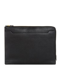 Tom Ford Leather Document Holder Unisex