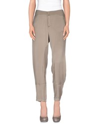 Transit Par Such Trousers Casual Trousers Women Grey