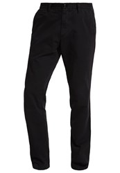 Gap Trousers Washed Black