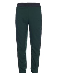 Tim Coppens Leather Insert Track Pants