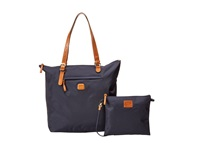 Bric's Milano X Bag Sportina Grande Shopper Navy Tote Handbags