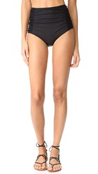 Ella Moss The Lover High Waist Bottoms Black