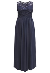 Swing Curve Occasion Wear Dark Blue Black