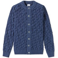 S.N.S. Herning Zoom Cardigan Blue