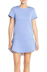 Women's Elliatt 'Monument' Drop Waist Neoprene Shift Dress