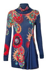 Desigual Forever Pullover Navy