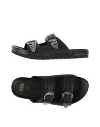 Ash Footwear Sandals Men Black