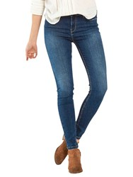 Fat Face Superskinny Sapphire Jeans Denim