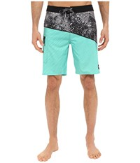 O'neill Hyperfreak Oblique Boardshorts Mint Men's Swimwear Green