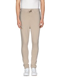 Jijil Trousers Casual Trousers Men Beige