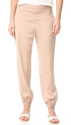 Elizabeth And James Pascal Tapered Bottom Pants Champagne