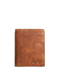 Rawlings Sports Accessories Rugged North South Leather Wallet