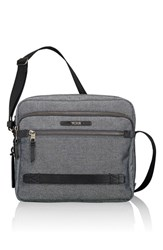 Men's Tumi 'Dalston Clifton' Crossbody Bag Grey Masonry Grey