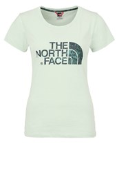 The North Face Easy Print Tshirt Subtile Green Light Green