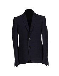 Cnc Costume National Costume National Homme Suits And Jackets Blazers Men Dark Blue