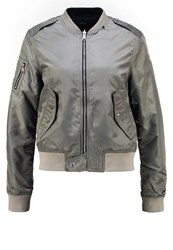 Replay Bomber Jacket Turtledove Green Oliv